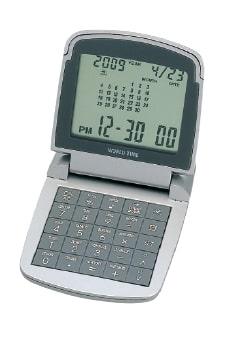 ワールドタイム電卓