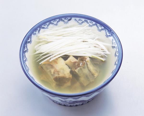 牛たんテールスープ