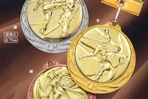 メダル・花徽章製作販売(マイティーメダル)